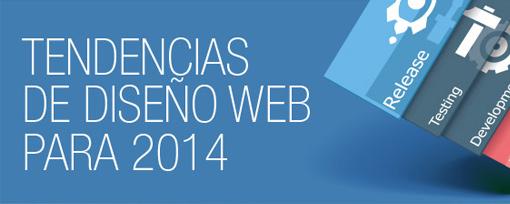 'Tendencias Diseño Web 2014'